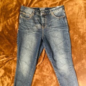 Maurices Plus size Skinny Jeans